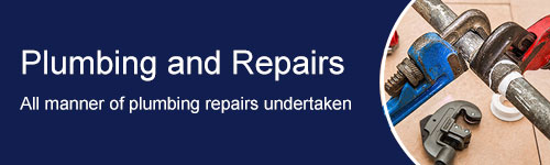 plumbing repairs in Sutton Coldfield
