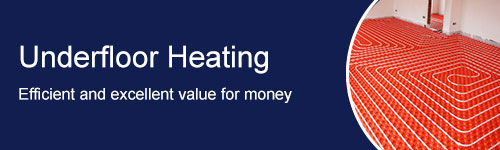 underfloor heating efficient and excellent value for money
